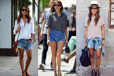 Los shorts vaqueros: Más allá del Street style