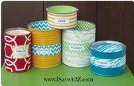 tin can crafts recyc