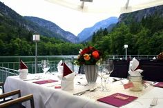 Menü | Seewirt am Thumsee Restaurant, Salzburg, Table Settings, Table Decorations, Furniture, Home Decor, Food Menu, Cards, Decoration Home
