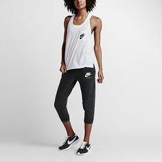 Nike Sportswear Gym Vintage Women's Logo Capris