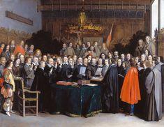 Trattato di Münster, 1648