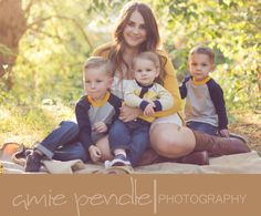 Amie Pendle Photography family photo children mother portrait