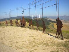 Nuestro Camino a Santiago: ETAPA II PAMPLONA -LOGROÑO (Alto del Perdon)