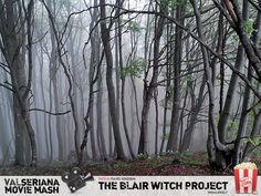 The Blair Witch Project è il film a basso costo di maggior successo internazionale nella storia del cinema. Nel '99 entrò nell'immaginario collettivo grazie all'originale campagna pubblicitaria e alla fusione dei generi documentario e horror. I tre incauti protagonisti, incuriositi da un'oscura leggenda, si inoltrano nei boschi di Blair. Avrebbero certo fatto una fine meno atroce optando per il faggeto del Podona, qui immortalato da Fulvio Sonzogni: stessa atmosfera, nessuna presenza… Blair Witch, Film, Prints, Movies, Living Alone, Movie, Film Stock, Films, Cinema