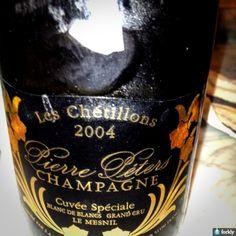 2004 Pierre Peters Champagne Les Chetillions Blanc de Blanc Grand Cru Brut