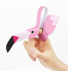 15 Paper Crafts for Kids: Goofy Games, Terrific Toys, and Wonderful Wearables | AllFreePaperCrafts.com