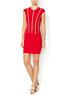 Delfina Paneled Sheath Dress by Torn by Ronny Kobo on sale now on Gilt.