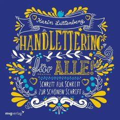 Handlettering für alle! - Luttenberg, Karin