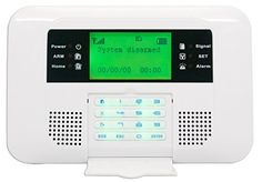 Fortress Security Store (TM) GSM-A Wireless Cellular GSM Home Security Alarm System Auto Dial System : DIY Kit