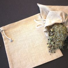 100% Hemp Sprout Bag