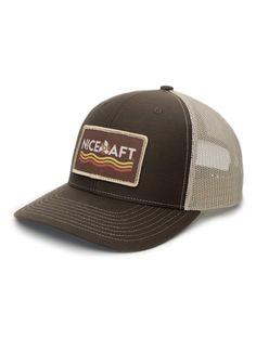 07b4aa88491a2b Nice Aft™ Retro Trucker Hat Boater Hat