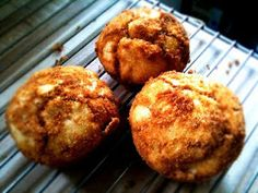 vegan reira: breakfast muffins!