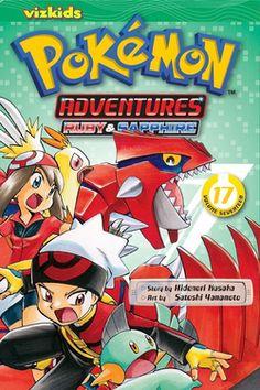 Pokemon Adventures, Vol. 17
