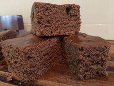 Le Garb: Bolo pão de mel super fácil