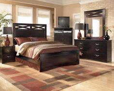 Vintage Mahogany Bedroom Furniture  Interior Design For Bedrooms Magnificent Used Bedroom Furniture Design Inspiration