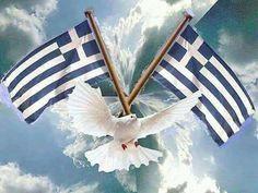 The Secret Real Truth Greek Flag, Greek Beauty, Greek Culture, My Prince Charming, Archaeological Site, Travel Maps, Bird, History, Artwork
