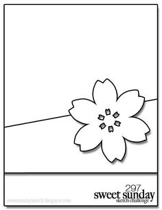 Sweet Sunday Sketch: Sweet Sunday Sketch Challenge 297