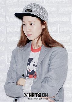 Gong Hyo Jin - Hats On S/S 2015