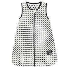 Turbulette en jersey imprimée graphique (de la naissance au 12 mois)  Main