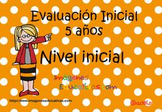 Evaluación Inicila 5 años IE original (1)