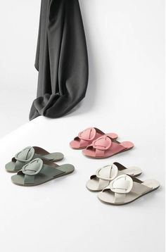 cdfc707ba2d50 Mercedes Castillo Carlein Slide Sandal (Women)