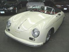 1956 Porsche 356 Speedster 1600
