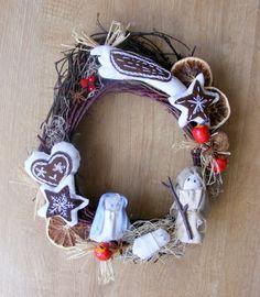 sweet christmas wreath...