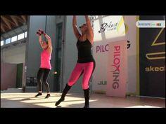 Piloxing: l'allenamento che diverte e fa bruciare - YouTube