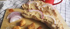 Fűszeres töpörtyűkrém a nagymama receptje alapján - Ropogós héjú kenyérrel a legfinomabb - Receptek | Sóbors Pork, Fish, Meat, Chicken, Kale Stir Fry, Pisces, Pork Chops, Cubs