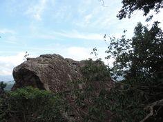 Rocks all around...