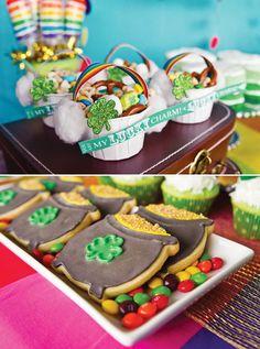 Lucky Rainbow St. Patricks Day Party