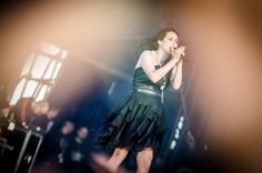 Within Temptation - Hellfest (16/06/2012) © Antoine Delaporte / PureCharts.fr #music #live #festival #sfrliveconcerts #WithinTemptation #SharonDenAde