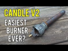 (EASY AND CHEAP) The 3-Step Forge Burner - YouTube