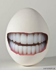 Dental Egg Art  Follow Phan Dental Today! https://www.facebook.com/phandentalyeg https://twitter.com/PhanDental