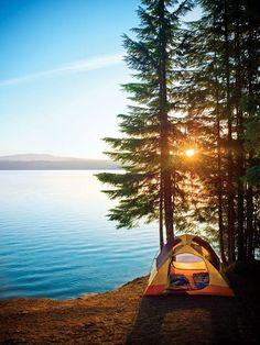 Beautiful photo...what a great place to relax. #outdoors, #campinggear, #fishinggear, #ClimbingGear