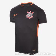 Camisa 3 Nike do Corinthians 2017-18 - Todo Sobre Camisetas