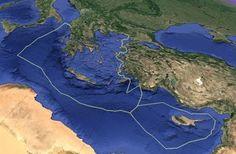 ΟΛΥΜΠΙΑΚΗ ΦΛΟΓΑ: Το μεγαλείο της κυπριακής ΑΟΖ και η κατάρα της ελλ...