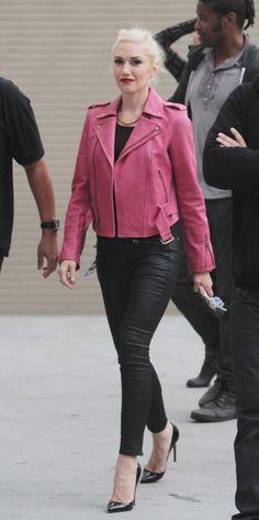 Gwen Stefani in the RBW9 in Seal