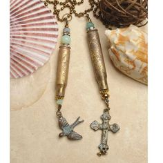 Vintage Chic Necklaces  Weekend Sale - 15% Off Crosses  Just in time for Easter!  Use promo code 1DSA175F at checkout  http://www.femailcreations.com/search?k=Cross  #UniqueGifts #GiftsForWomen #Gifts #GiftsForAllOccassion #InspirationalGifts #EasterGifts #Easter #EasterJewelry #Cross #Crosses