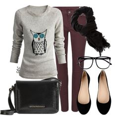 """""""Burberry Sweater"""" by coombsie24 on Polyvore"""
