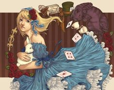 Alice in Wonderland | by digispectre