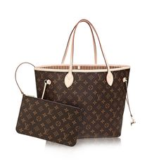 Scopri Neverfull MM via Louis Vuitton