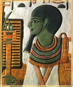 Ptah fu il dio creatore dell'universo