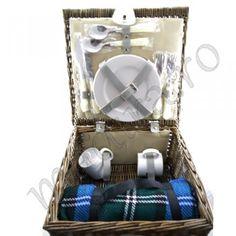 Cos pentru picnic pentru 2 persoane - madira.ro