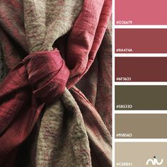 Bow Color Palette