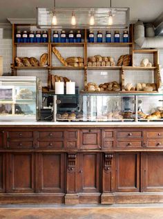 United Bakeries | Oslo, Norway. Would love to be there browsing right now, I am sure I would find something to buy.