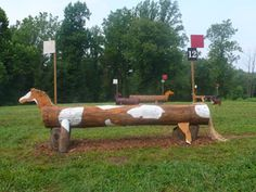 cross country jumps to make for horses | ... scarry jump/filler ideas! at the Horse Training forum - Horse Forums
