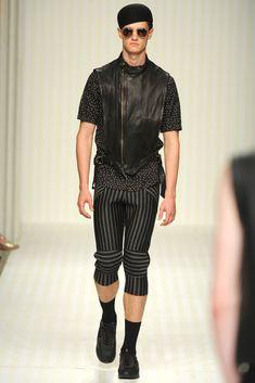 Robert Geller Spring/Summer 2014 Menswear Collection