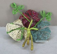 antique_glass_seed_bead_flower_corsage_decoration___wired_bead_blossoms__leaves_2_lgw.jpg 955×915 pixels