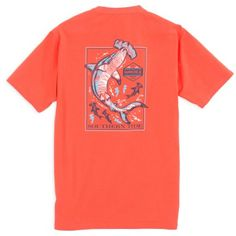 Predator Series Hammerhead T-Shirt | Southern Tide